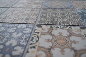 Arabesque Moroccan Tiles