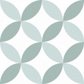 Tiles Etc Marseille Patterned Floor Tile 20 X 20 Cm