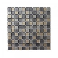 Glass Neutrals - Mosaic - Gold