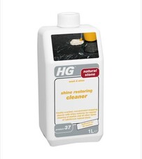 HG 37-  natural stone shine restoring cleaner - 1L