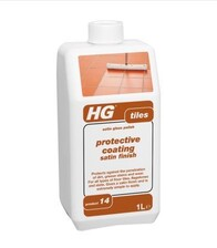 HG 14 -  tile protective coating satin finish - 1L