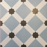 Bluette Victorian Pattern Tiles