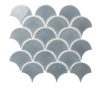 Atlantis Scallop - Grey