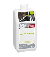 HG 40 - natural stone power cleaner - 1L