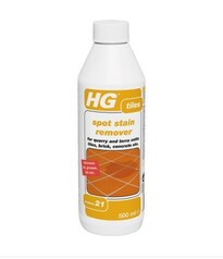 HG 21 -  spot stain remover  -500ml