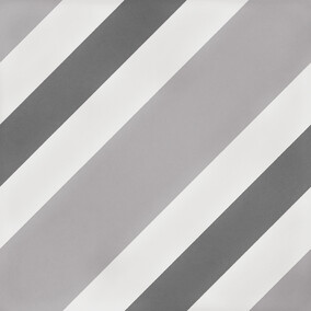 Cement - Pattern Decor - Grey