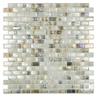 Bali Light Grey Mosaic tiles